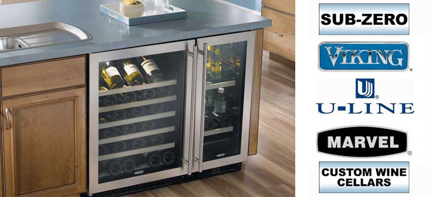 created - Uline Wine Cooler